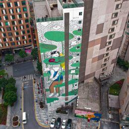 Millo 城市街头涂鸦