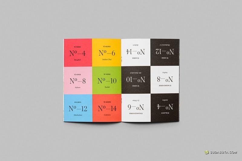 SANS & SANS 品牌设计欣赏