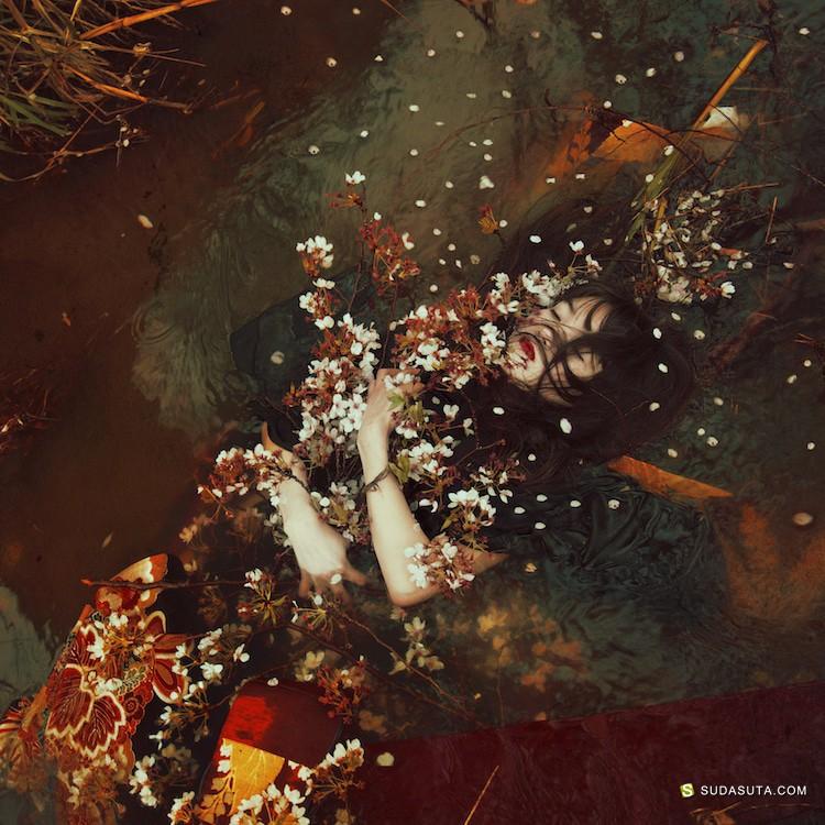 Reylia Slaby 超现实主义摄影作品欣赏