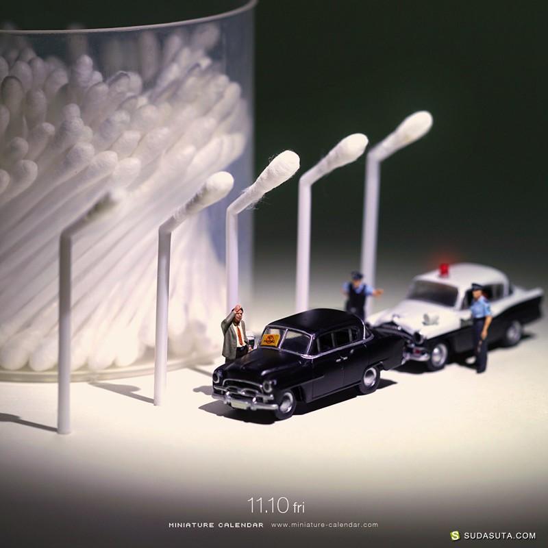 Tatsuya Tanaka 迷你世界 装置设计欣赏
