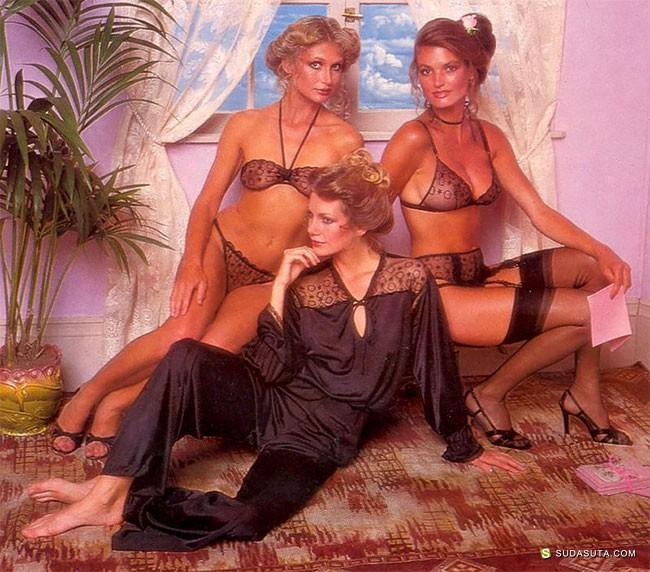 维多利亚的秘密 时尚老照片