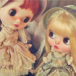 饼干小姐工作室 给娃娃做衣服!