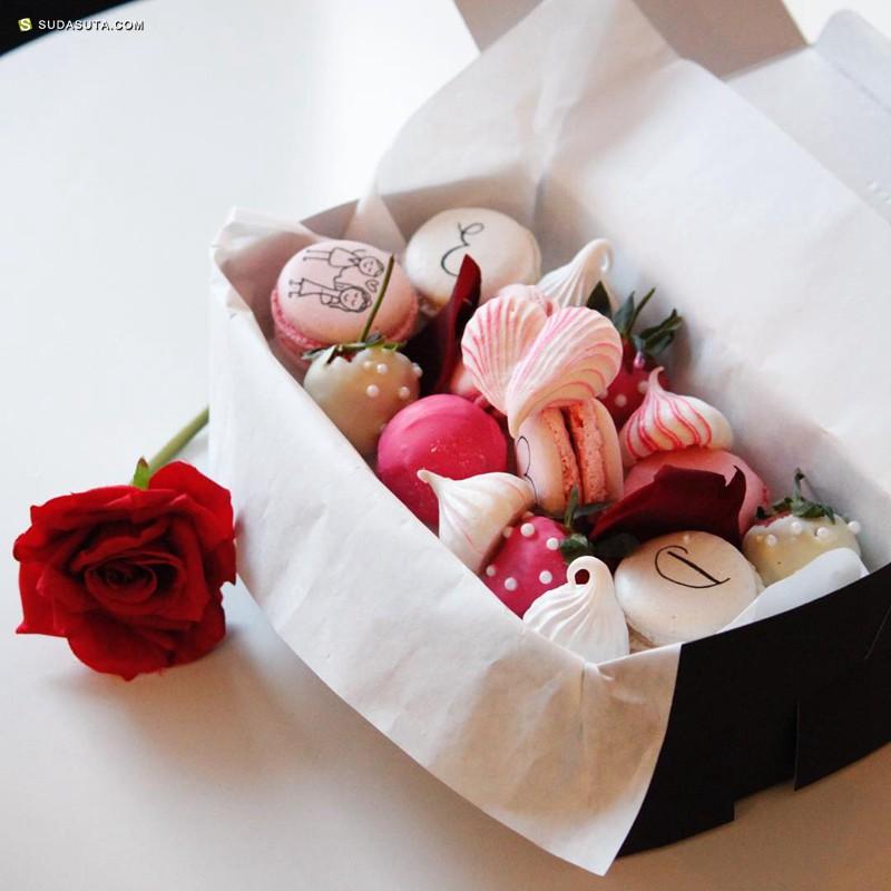 Di.versi 花朵,爱与美食