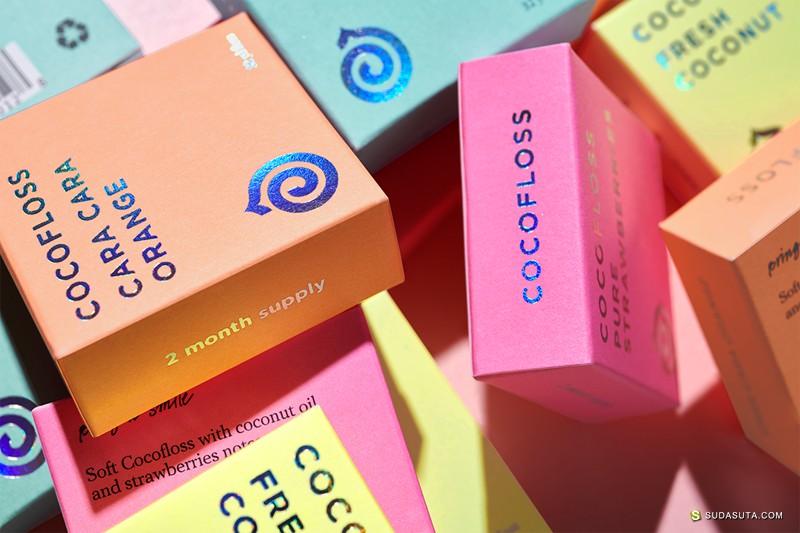 COCOFLOSS 品牌设计欣赏