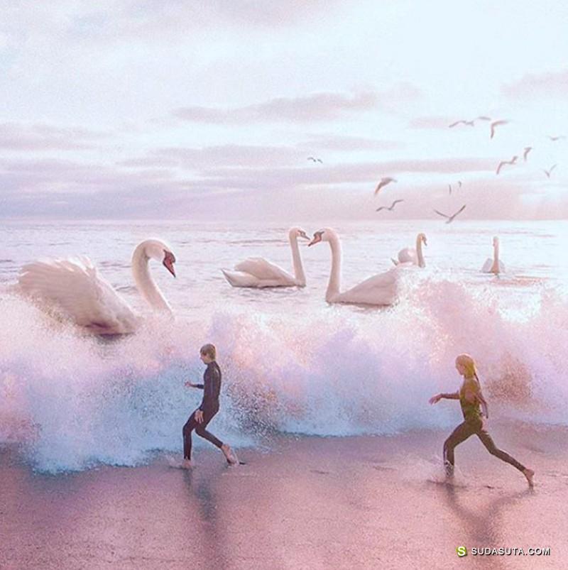 Zulkarnain Ismail 超现实主义照片合成作品欣赏