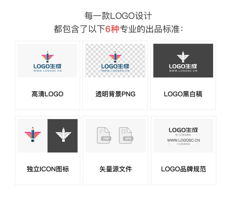 一款超级好用的在线LOGO生成器(限时免费)!