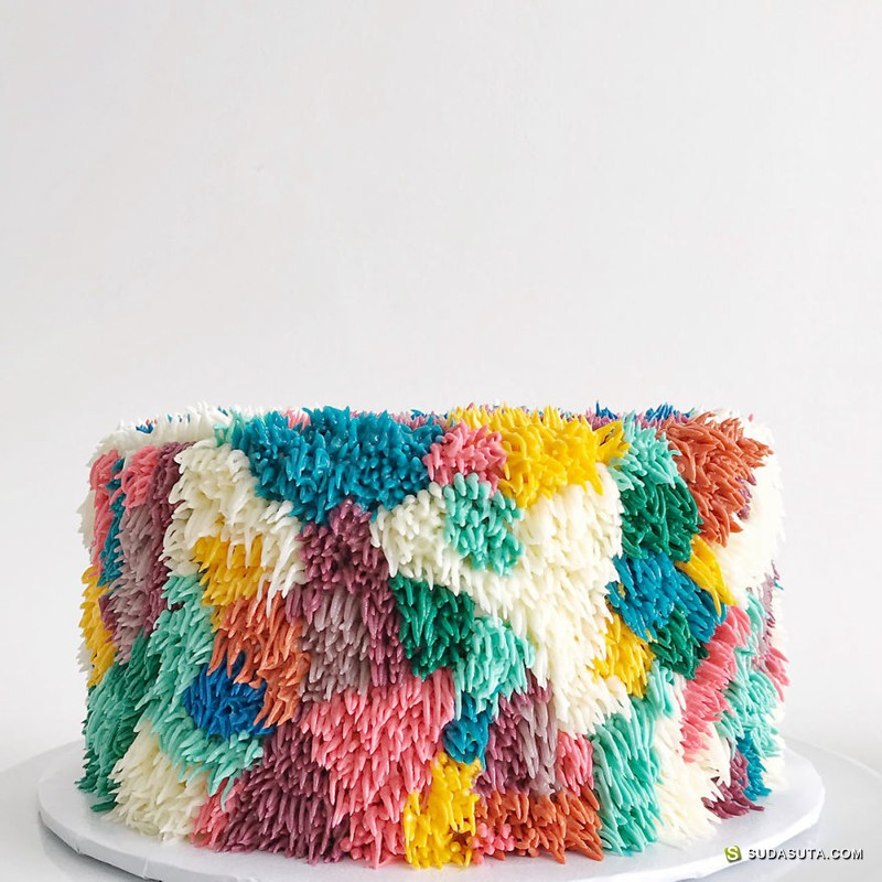 Alana Jones-Mann 蛋糕艺术欣赏