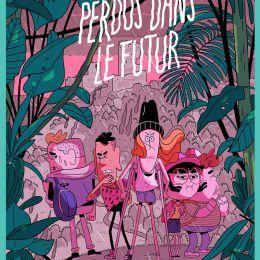 Alex Fuentes 卡通漫画《Perdus dans le Futur!》欣赏