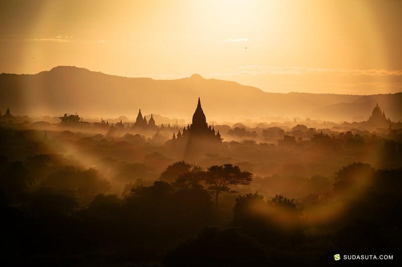 Dimitar Karanikolov 旅行日记 MYANMAR寺庙