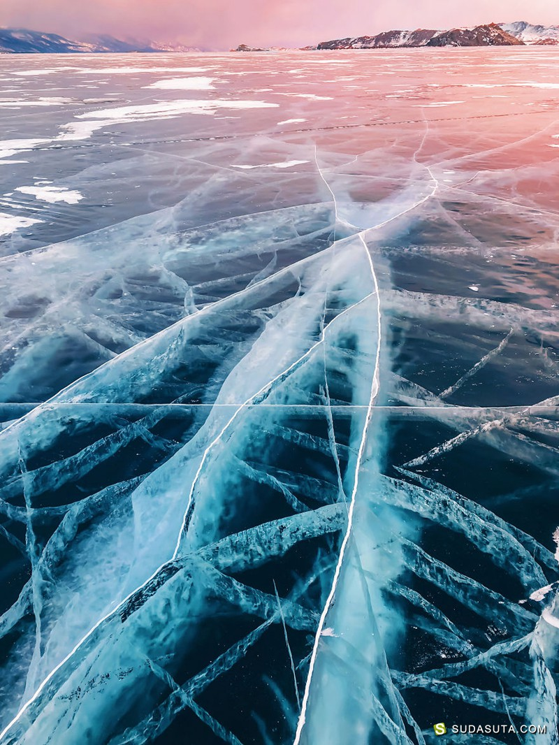 Kristina Makeeva 贝加尔湖