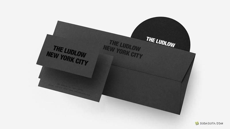 Ludlow Hotel 品牌设计欣赏