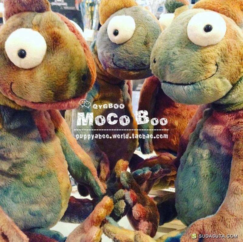 Mocomoco Boo 好玩的玩具