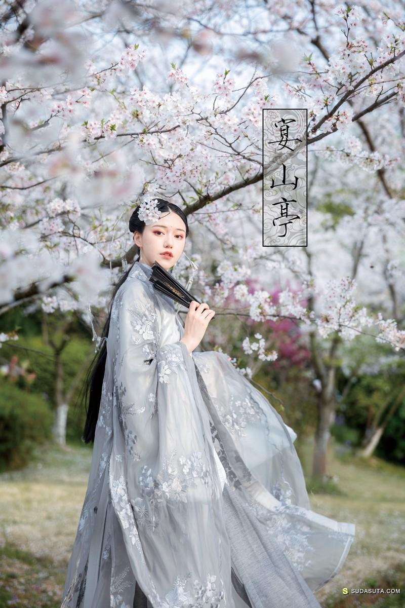 独立定制女装设计品牌 宴山亭汉服
