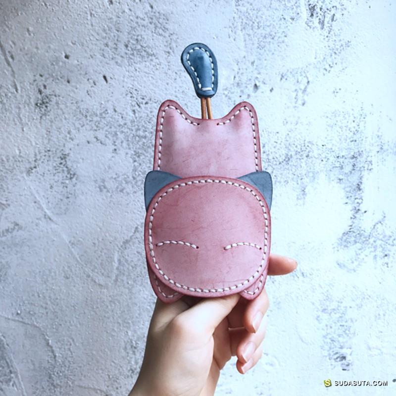 独立设计品牌 子曰手造皮具店