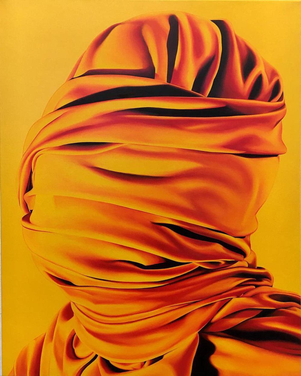 Alayna Coverly 超现实主义绘画艺术欣赏
