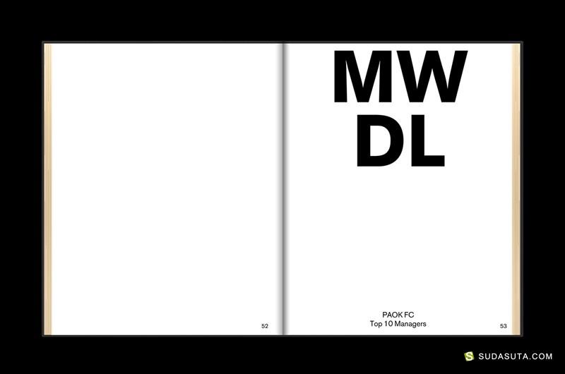 Dimitris Papazoglou 书籍排版设计欣赏