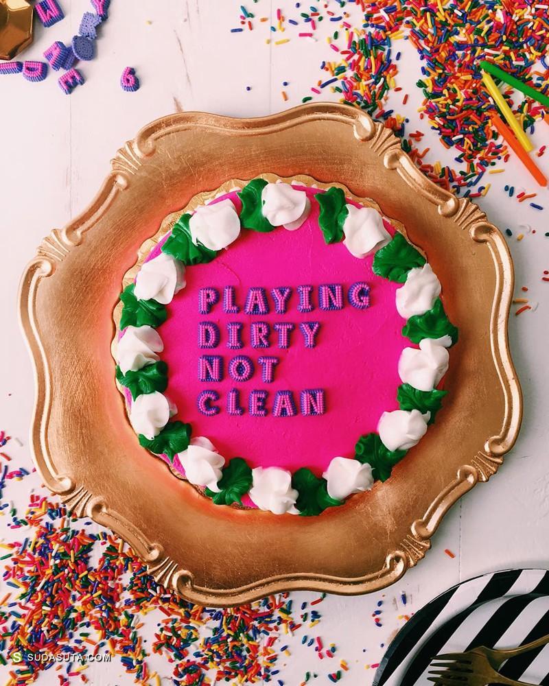 Drake on cake 你的蛋糕上有字!