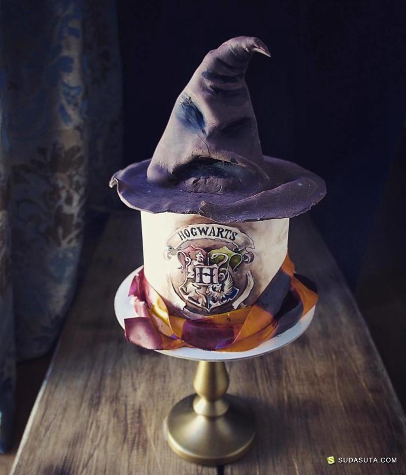 Elena 蛋糕设计欣赏