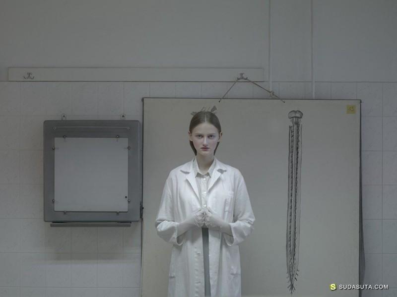 Evelyn Bencicova 肖像摄影欣赏
