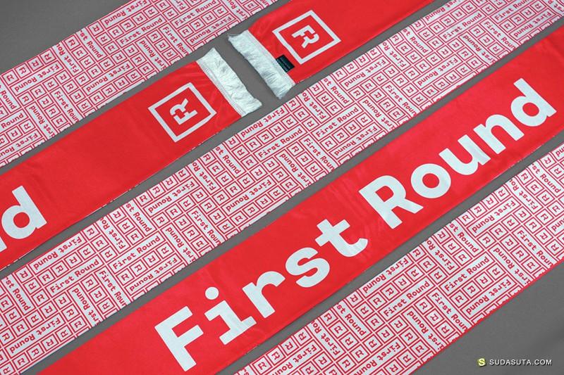 First Round 品牌设计欣赏