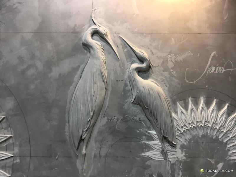 Goga Tandashvili 浮雕设计欣赏