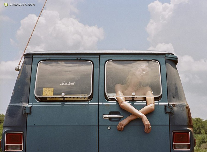 Jason Lee Parry 时尚摄影欣赏
