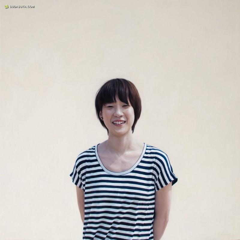 Kei Mieno 超写实人像插画艺术欣赏