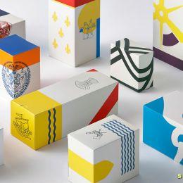 Mat Bogust 包装设计欣赏