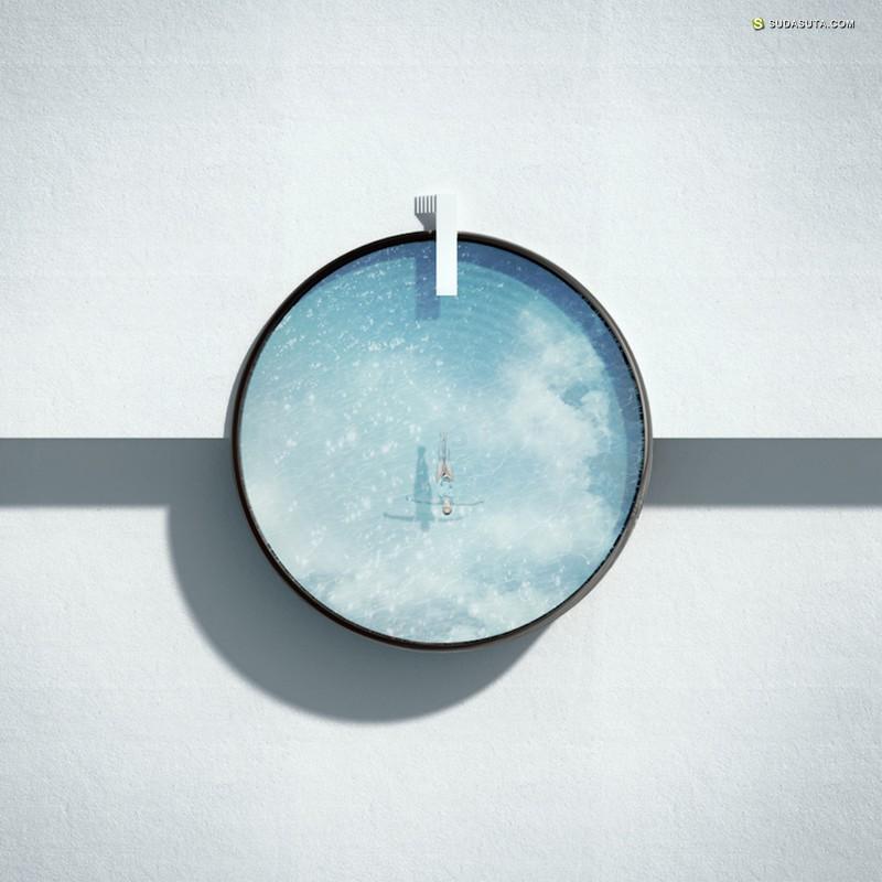 Michele Durazzi 数字艺术作品欣赏