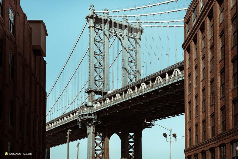 Vivien Bertin 纽约印象