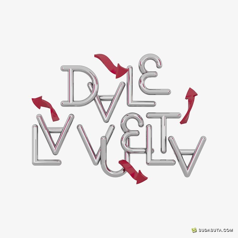 Wete Studio 字体设计欣赏