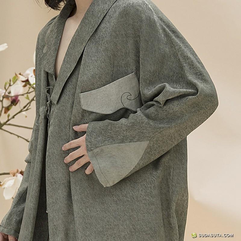 独立男装设计品牌 本相织物