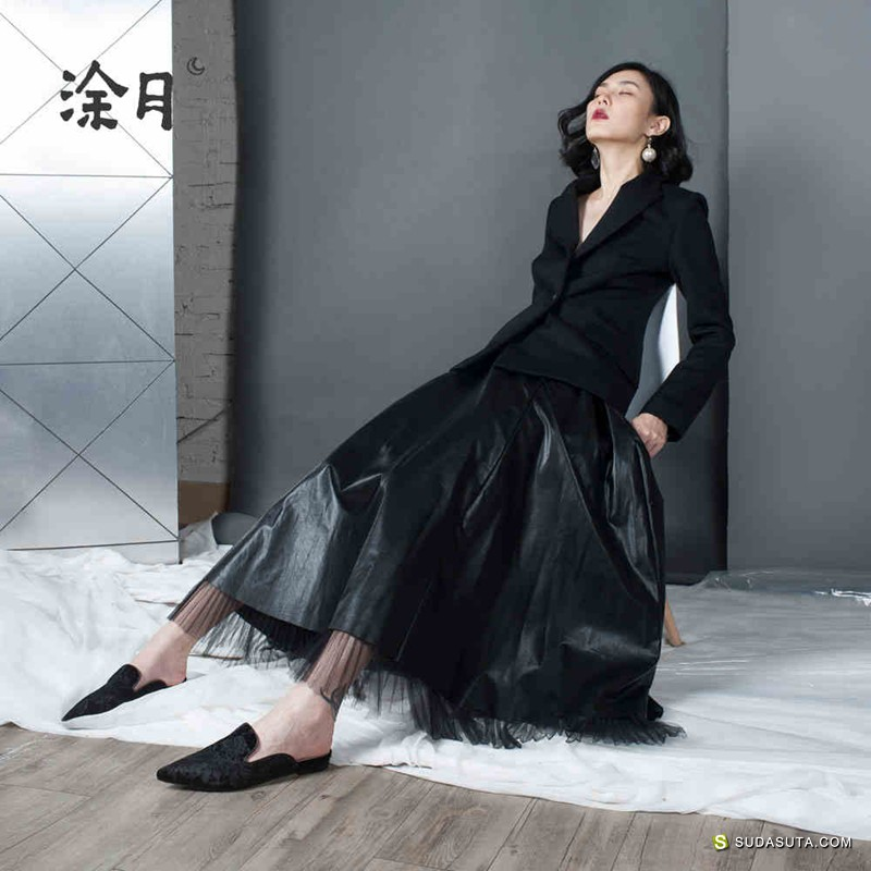 独立女装设计品牌 涂月
