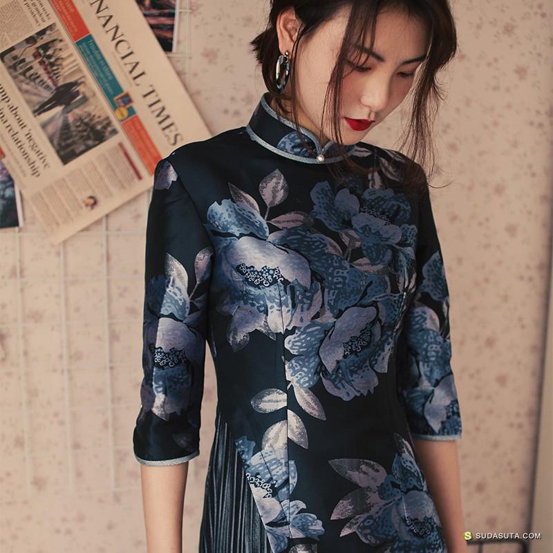 独立女装设计品牌 壹贰定制
