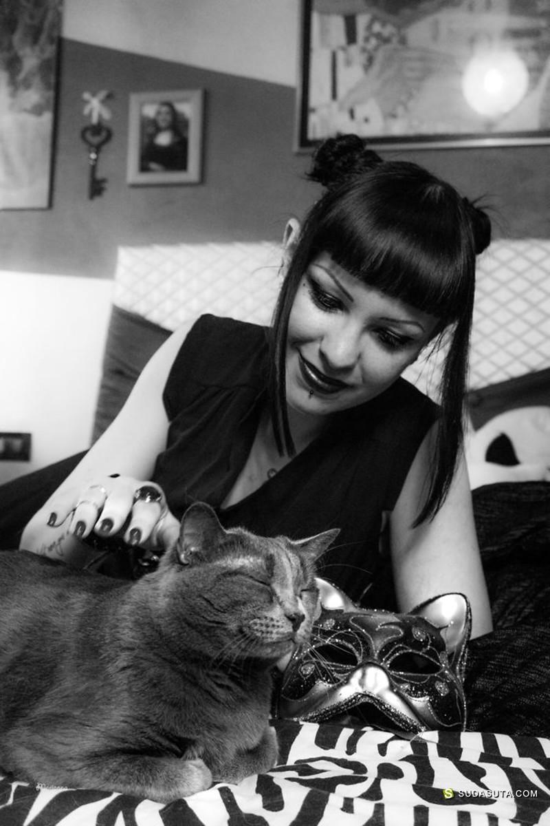 Marianna Zampieri 每日吸猫