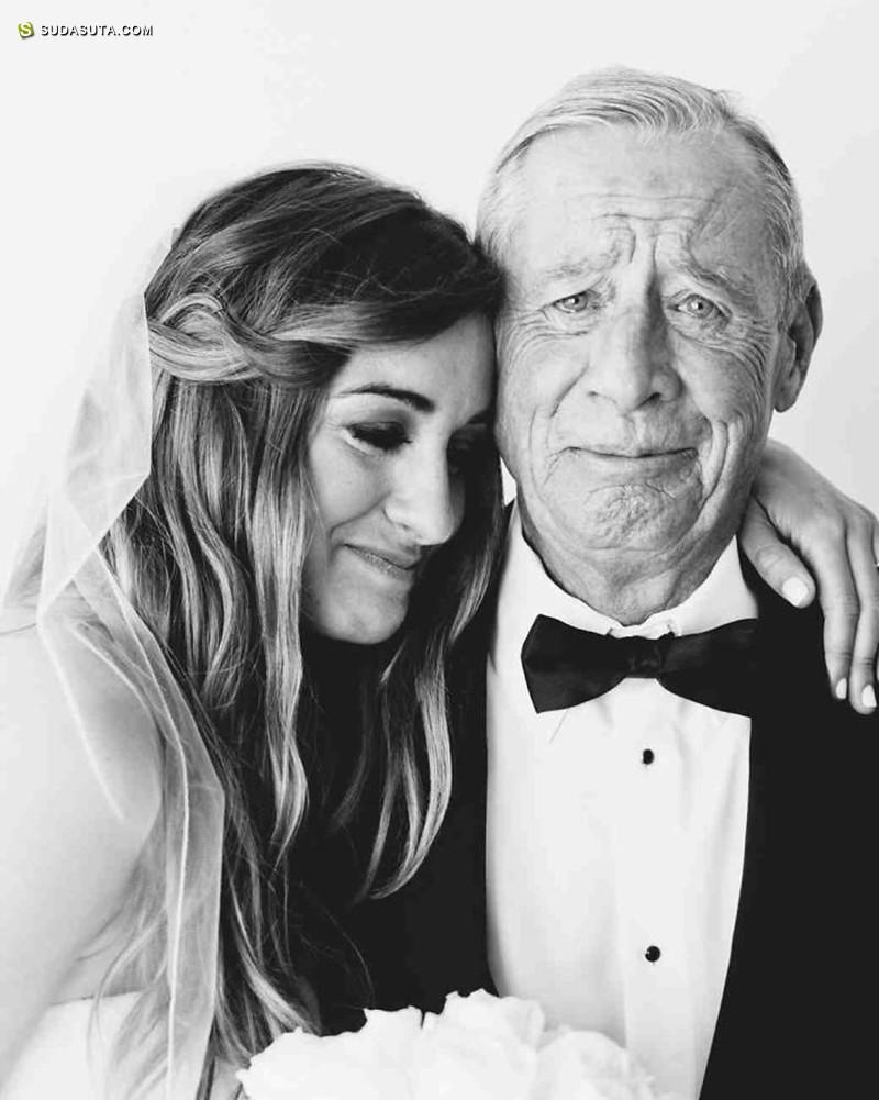 婚礼上的父亲 婚礼纪实摄影