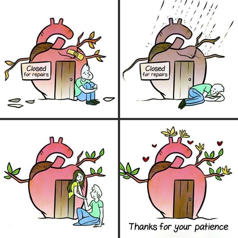 Maria Guadarrama 漫画作品欣赏