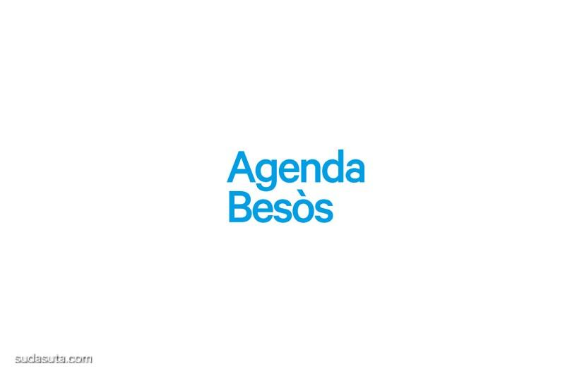 Agenda Besòs 品牌设计欣赏