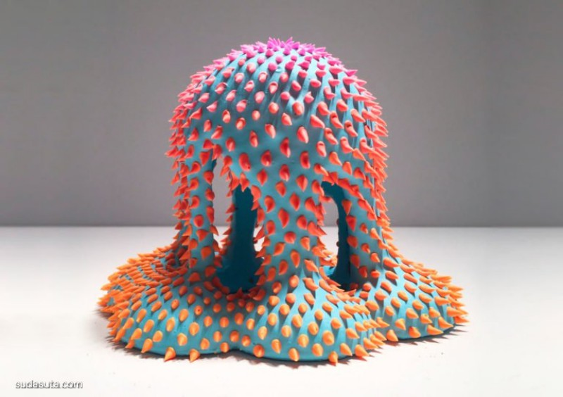 Dan Lam 奇艺雕塑