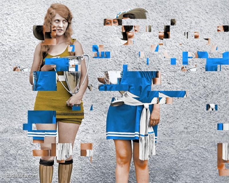 David Szauder 超现实主义混合艺术欣赏