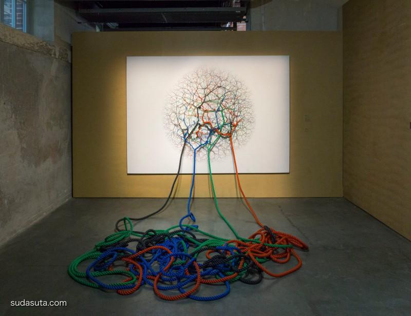 Janaina Mello Landini 装置设计欣赏