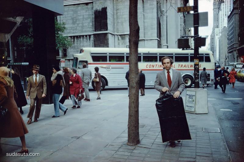 Joel Meyerowitz 街头随拍 老照片欣赏
