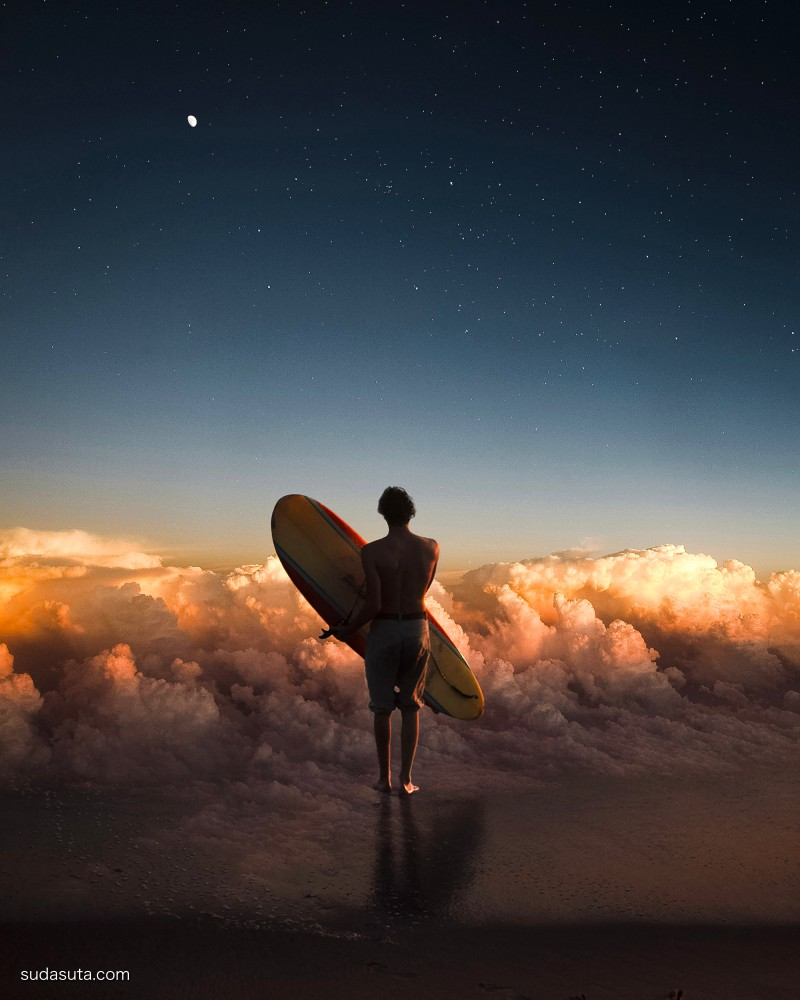 Justin Peters 照片合成作品欣赏