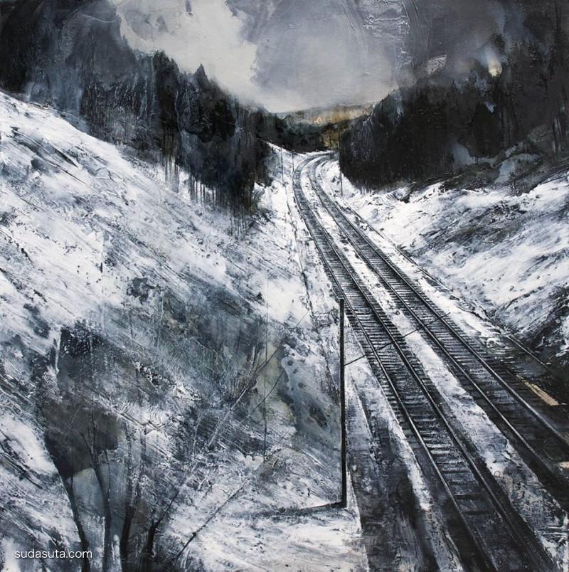 Mark Thompson 绘画艺术欣赏