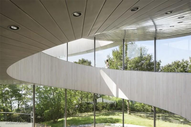 Ribbon Chapel 建筑设计欣赏