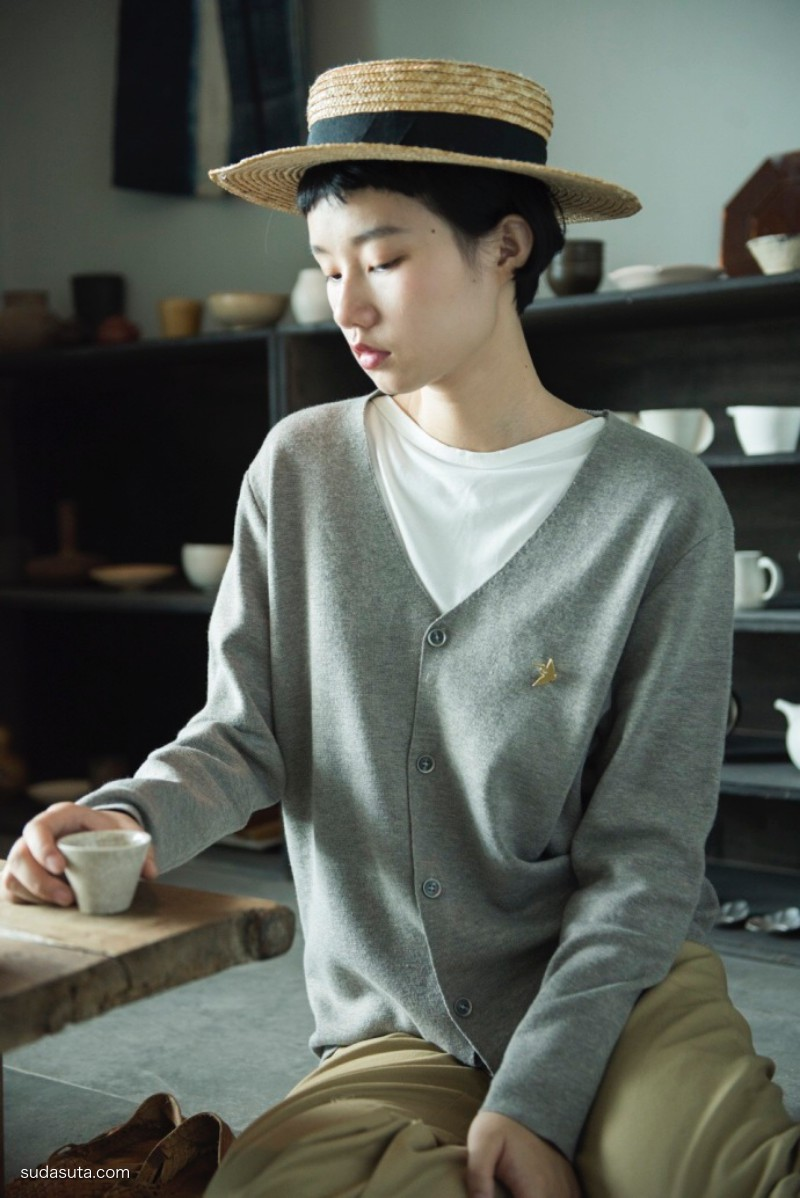 独立女装设计品牌 山藥SYAO