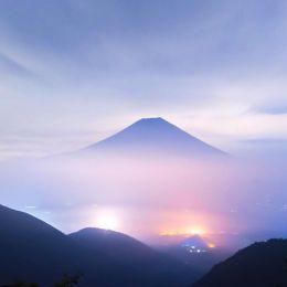 Takashi Nakazawa 富士山 日本印象