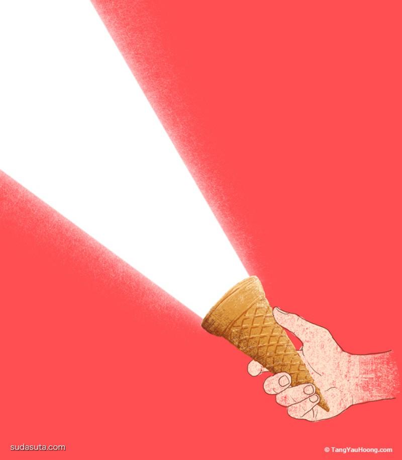 邓尧逢 剪影与光