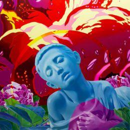 Juan Travieso 混合艺术欣赏