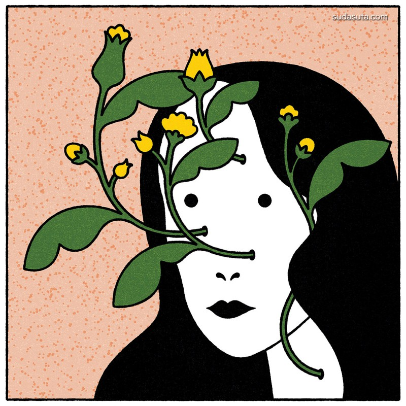 Lan Truong 卡通漫画欣赏
